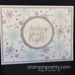 Inspired by Color Winter Holiday Card