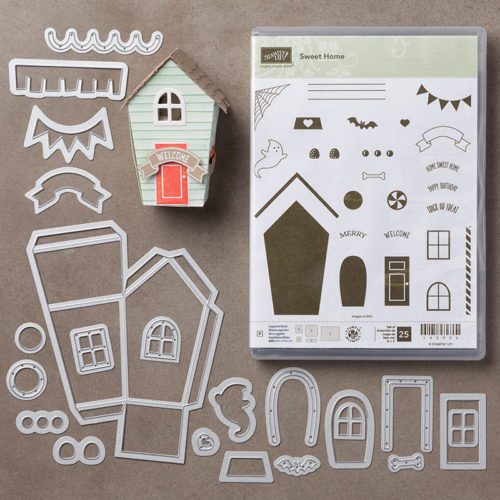 Home Sweet Home Stampin' Up!