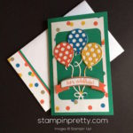 Let's Party with NEW Balloon Adventures Stamp Set!