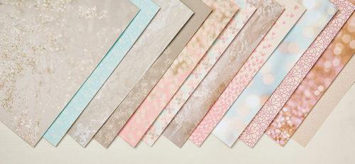 Falling in Love Designer Series Paper - Images © Stampin' Up!