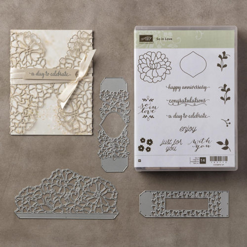 So Detailed Bundle - Images © Stampin' Up!
