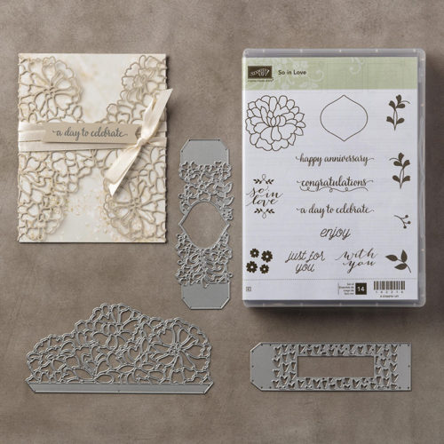 Falling in Love Bundle - Images © Stampin' Up!