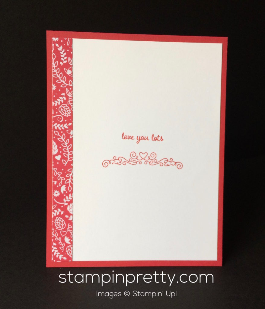 stampin up sealed with love valentine card ideas - Stampin Up Valentine Card Ideas