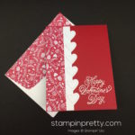 Sealed with Love Valentine Card