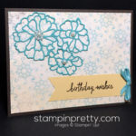 FREE DSP Color Chart & Sneak Peek Birthday Card