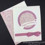 Sweet Sugarplum Anniversary Card