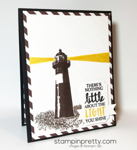 Stampin Up High Tide Inspired by Color Mary Fish Stampinup