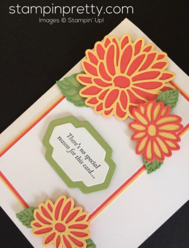 Stampin Up Special Reason Love and Friendship cards idea - Mary Fish stampinup