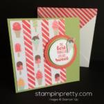 Suite Sentiments for a Cool Treats Friendship Card