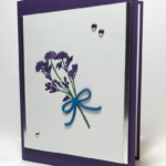 Inspired By Color Simple Sympathy Card