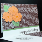 Inspired By Color Happy Birthday Card
