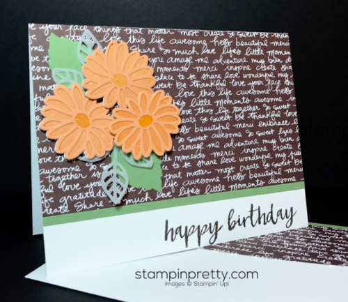 stampin up Special Reason Inspired by Color Mary Fish Stampinup