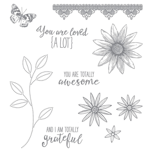Stampin' Up! Grateful Bunch