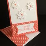 Simple & Pretty Birthday Card