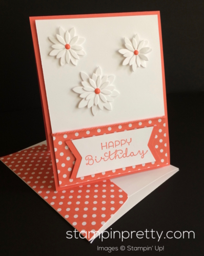 Stampin Up Cottage Greetings Birthday Card - Mary Fish stampinup