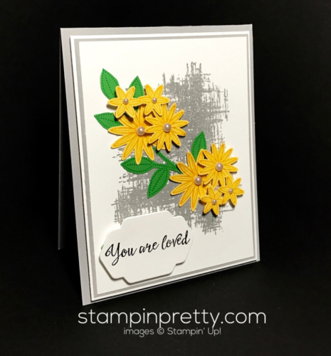 Stampin Up Grateful Bunch Inspired by Color Mary Fish Stampinup