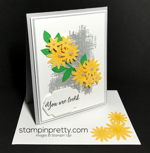 Stampin Up Grateful Bunch You've Got This Love card idea Mary Fish Stampinup