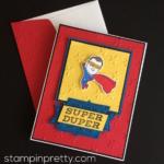 A Super Duper Masculine Card Idea