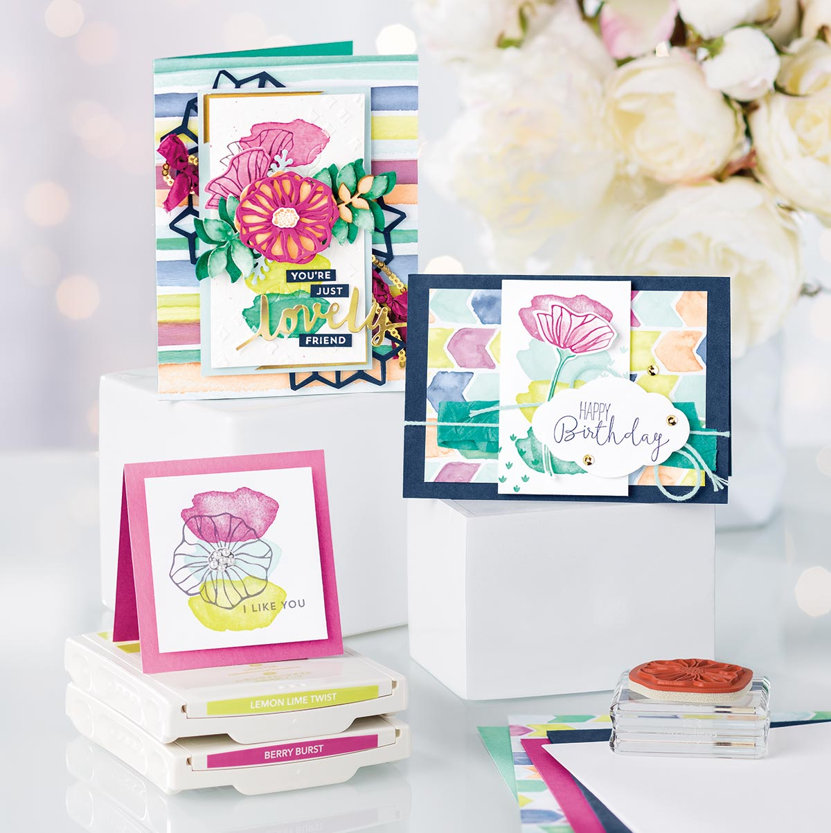 New Video Check Out My Annual Catalog Sneak Peeks Stampin Pretty