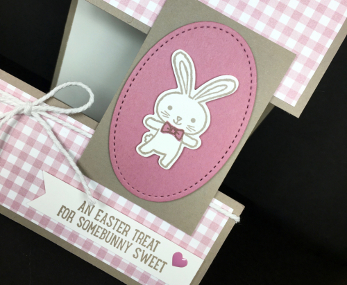 Stampin Up Basket Bunch Easter Card Ideas - Mary Fish StampinUp