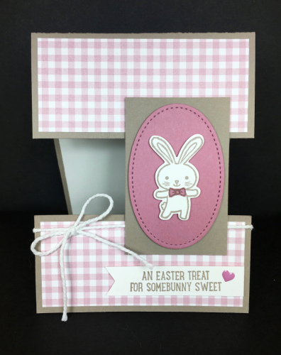 Stampin Up Basket Bunch Easter Cards Idea - Mary Fish StampinUp