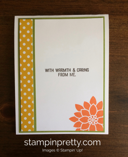 Stampin Up Flourishing Phrases Get Well Cards Ideas - Mary Fish stampinup