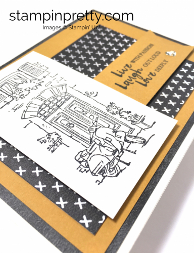 Stampin Up Mediterranean Moments Love Card Ideas - Mary Fish StampinUp