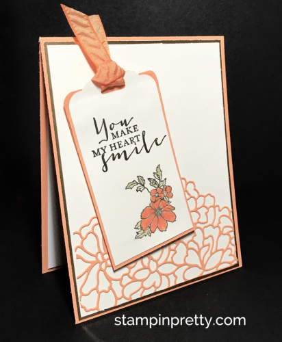 Stampin Up Timeless Love So Detailed Thinlits Dies Love card Mary Fish Stampinup