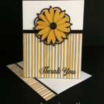 Simple Saturday Daisy Card – Daisy Punch Is Back!