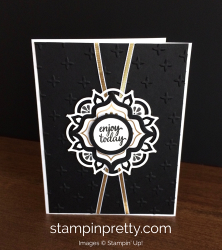 Stampin Up Eastern Beauty Love and Friendship Card Idea - Mary Fish stampinup