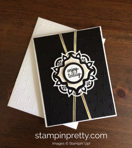 Stampin Up Eastern Beauty Love and Friendship Card - Mary Fish stampinup