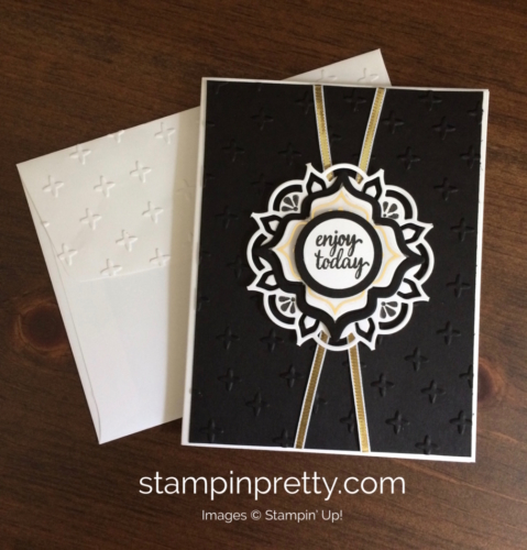Stampin Up Eastern Beauty Love and Friendship Cards Idea - Mary Fish stampinup
