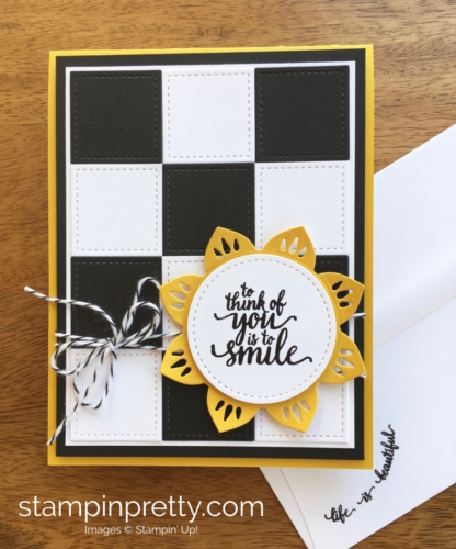 Stampin Up Eastern Medallions and Eastern Beauty Friendship Card Ideas - Mary Fish StampinUp