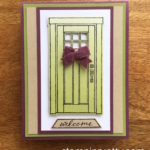 A Welcoming New Home Card Using At Home With YOU!