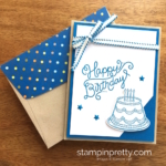 Fun & Nostaglic Birthday Delivery Card