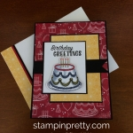 Stampin' Up! Birthday Delivery Birthday Card