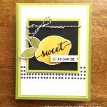 """Lemon Zest Bundle Is """"Sweet As Can Be!"""""""