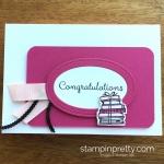 Bike Ride Congratulations Card for My Caroline