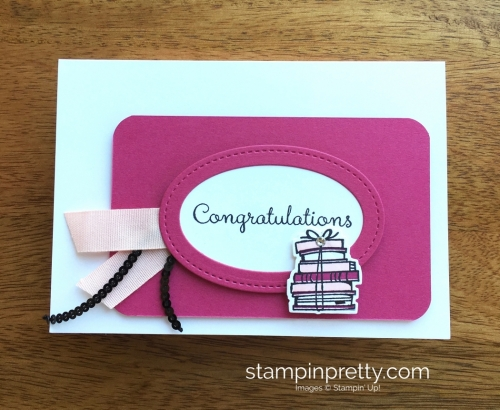 Stampin Up Bike Ride Congratulations Cards Ideas - Mary Fish StampinUp