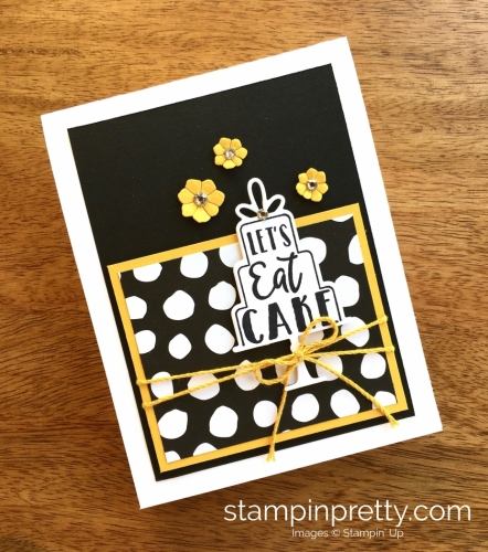 Stampin Up Celebration Time Birthday Card Ideas - Mary Fish StampinUp
