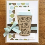 Stop By My Stampin' Up! Coffee Cafe