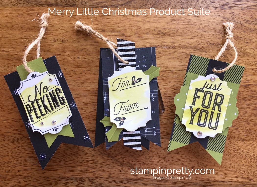 Stampin' Up! Holiday Catalog Sneak Peeks | Stampin' Pretty
