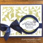 Ribbon of Courage for a Friend Card