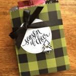 Holiday Sneak Peeks with the Mini Treat Bag