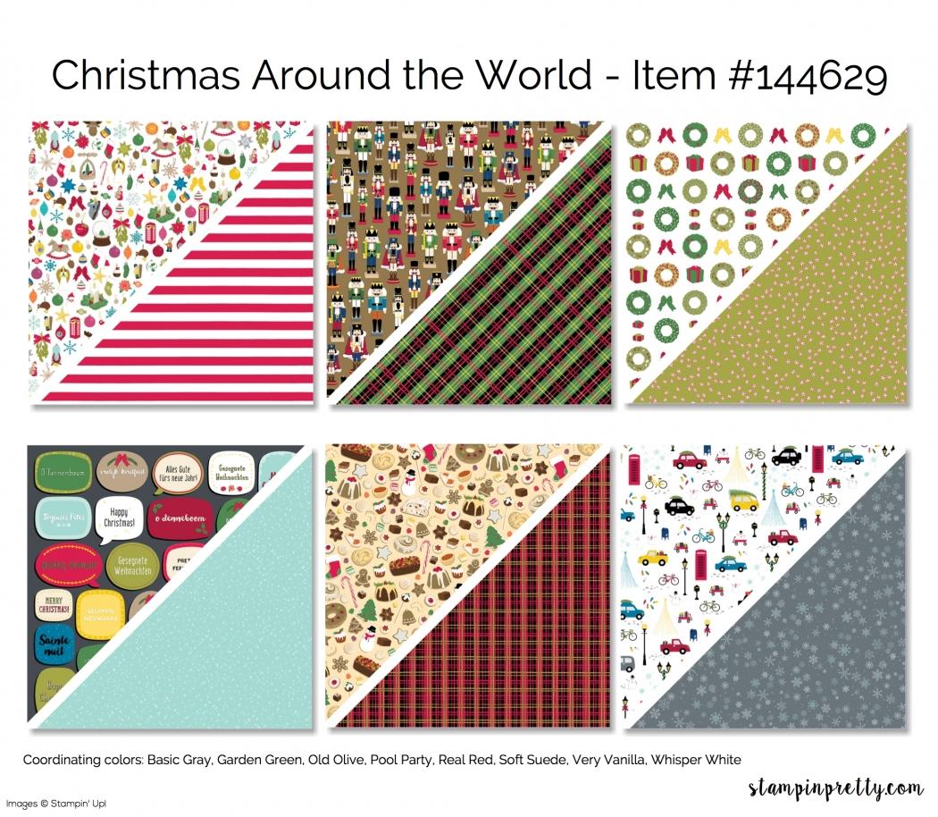 2017 Holiday Catalog Designer Series Paper