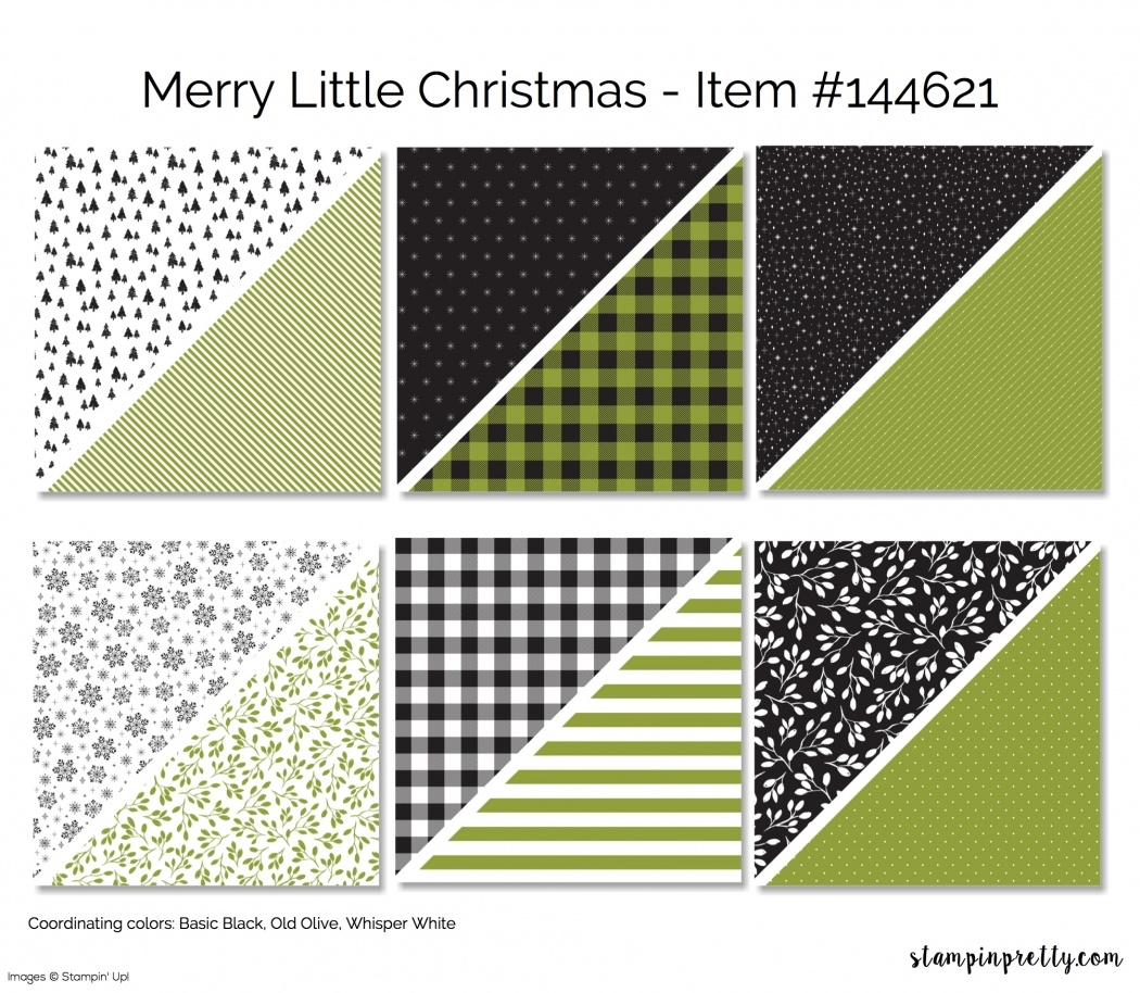 Designer Series Paper Coordinating Colors Chart – CLICK HERE to download and print!