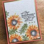 Painted Harvest Thank You Card & Clearance Sale!