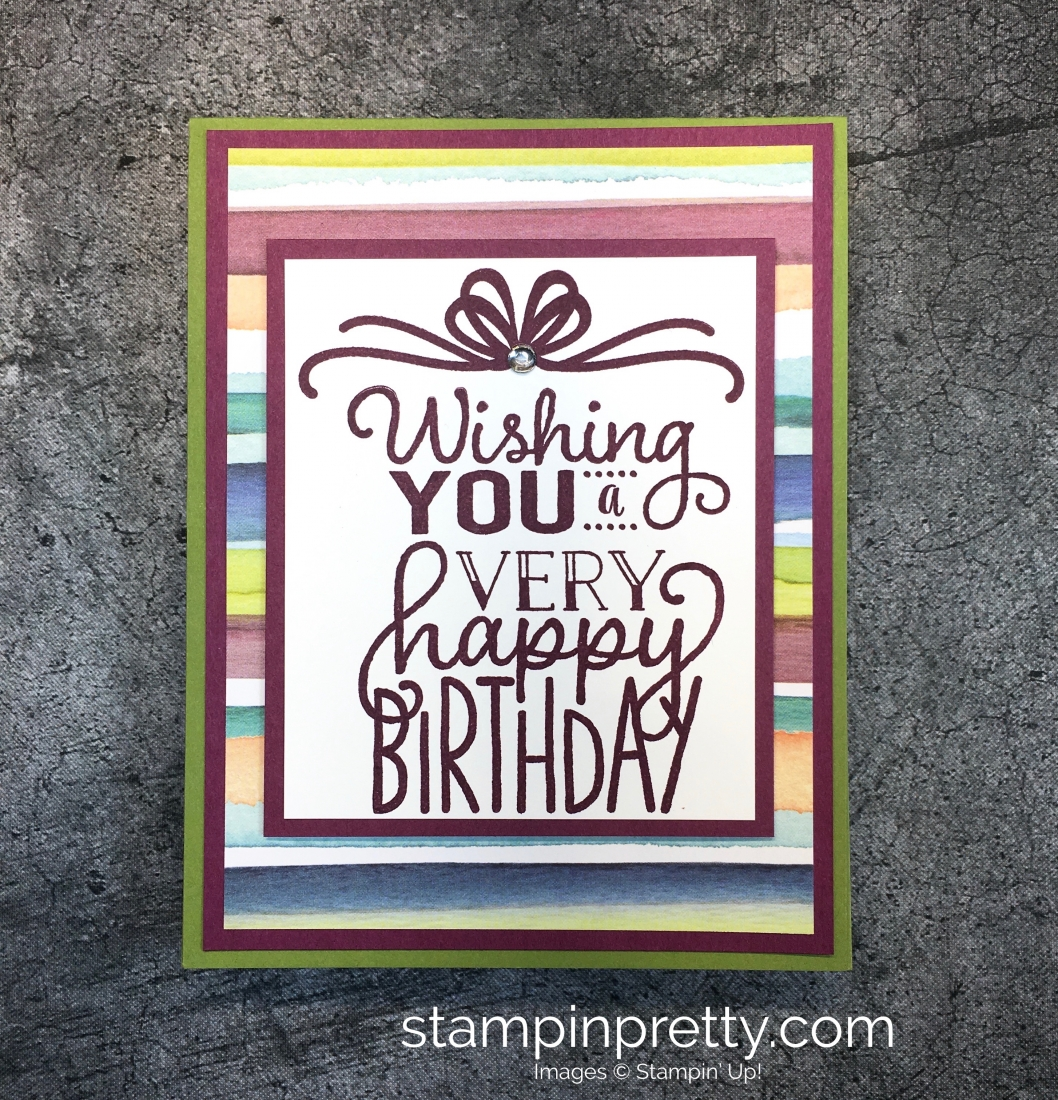 4 Simple Happy Birthday Cards