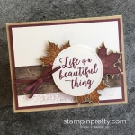 Falling in Love with Stampin' Blends Markers