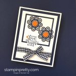 Ribbon of Courage Sympathy Card